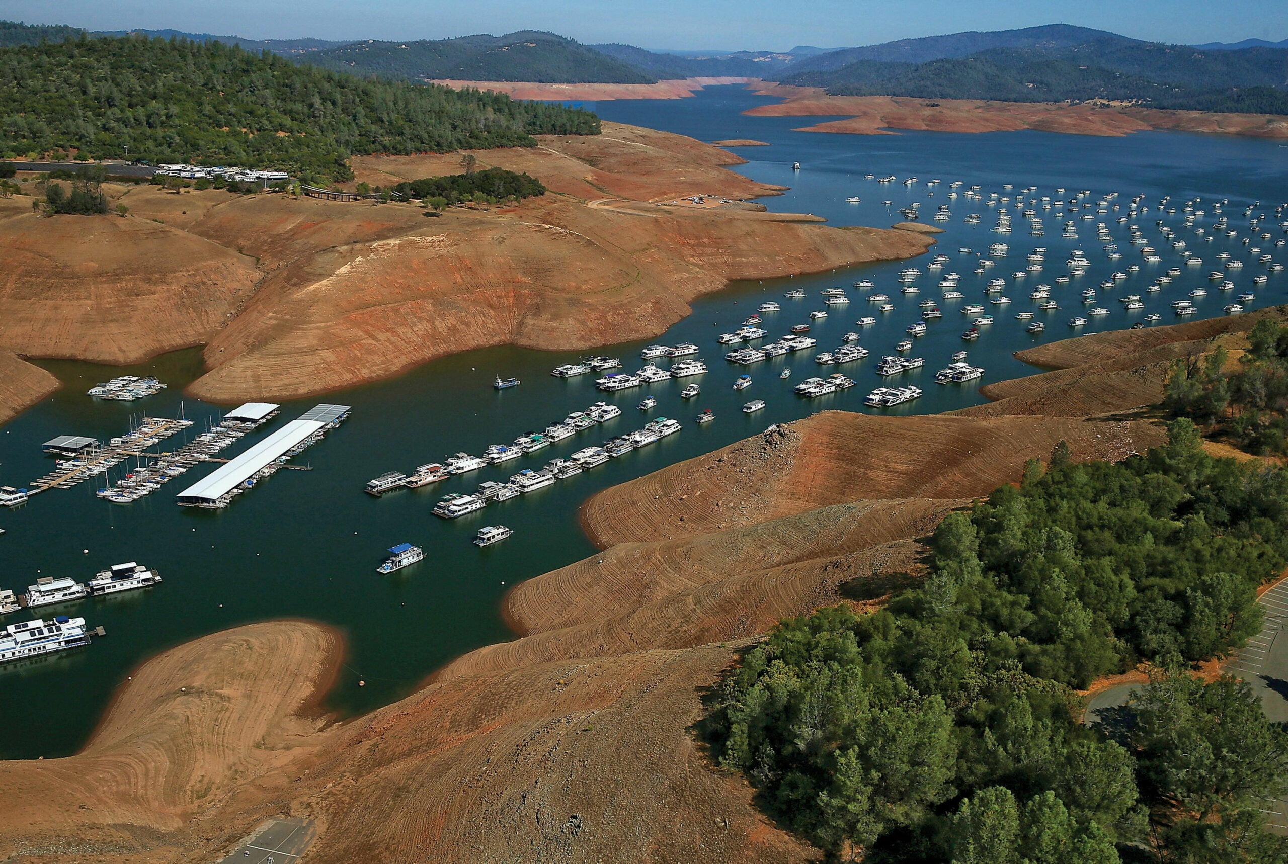 California's Running Dry And Nobody Knows Why