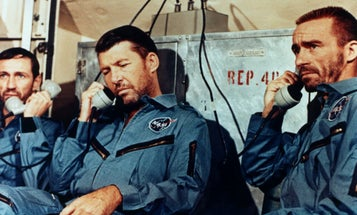 Wally Schirra, Engineering Precision, and a Disastrous Head Cold