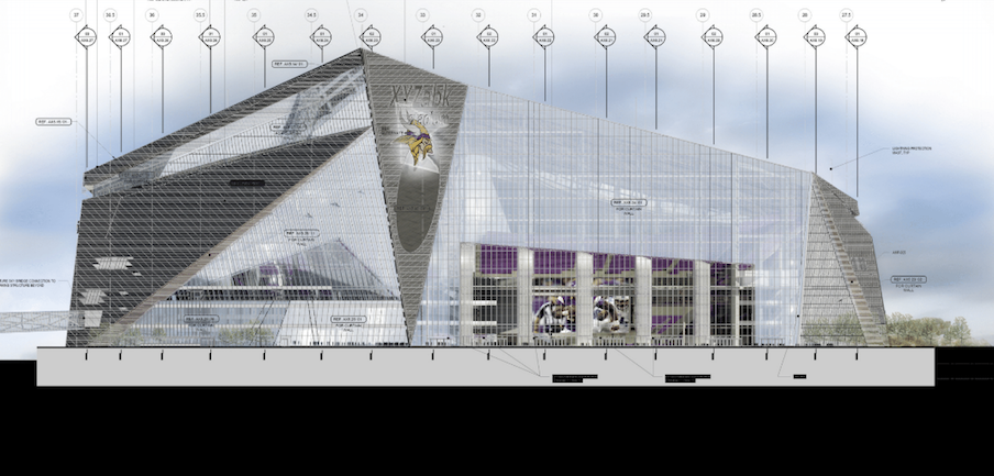 U.S. Bank Stadium 2018 Super Bowl