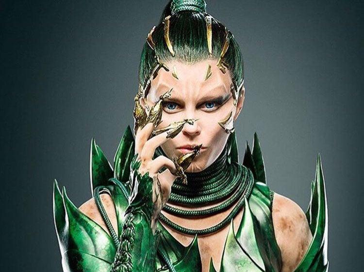 'Power Rangers' First Look: Elizabeth Banks Stars As Rita Repulsa