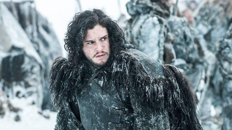 Who is Jon Snow? Siri Knows Something.