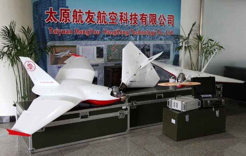 North Korea's New Drones Are Chinese (Which Opens A New Mystery)