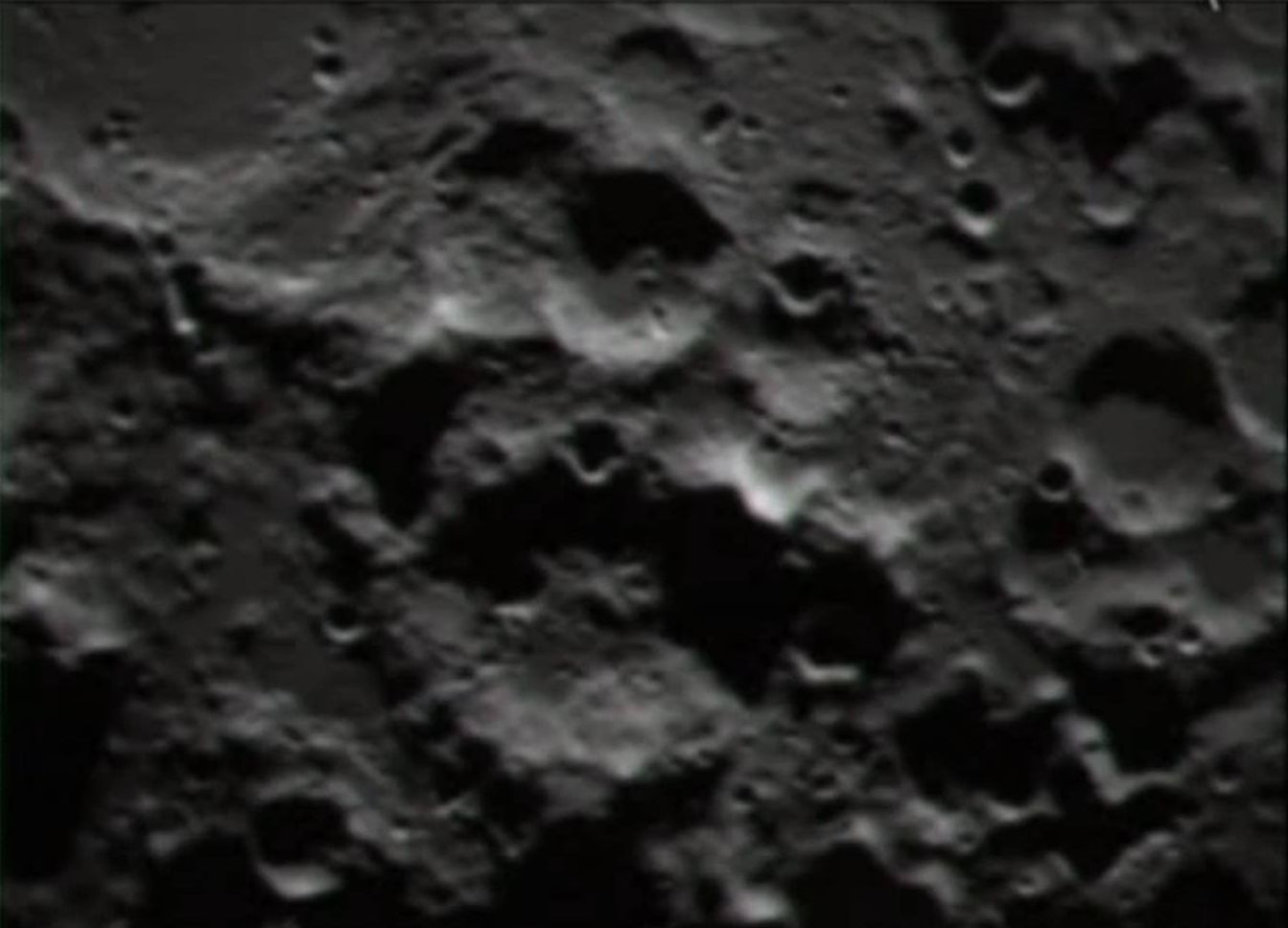 NASA Crashes Into the Moon — But Where Are the Pics?
