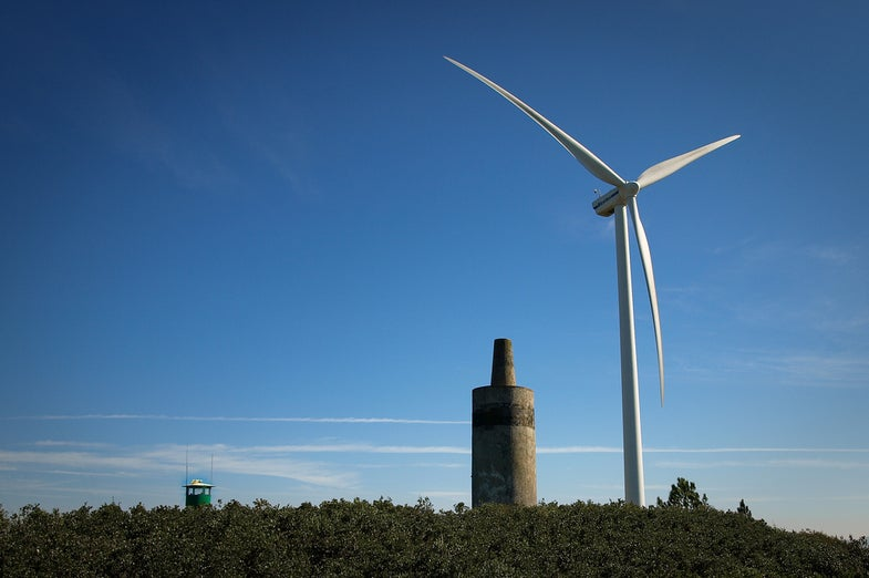 Entire Country Of Portugal Runs on Renewable Energy For 4 Days