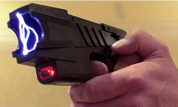 Tasers May Be Deadly, Study Finds