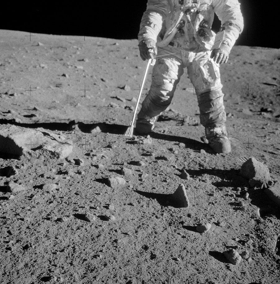 NASA's (Un)Censored Moonwalkers