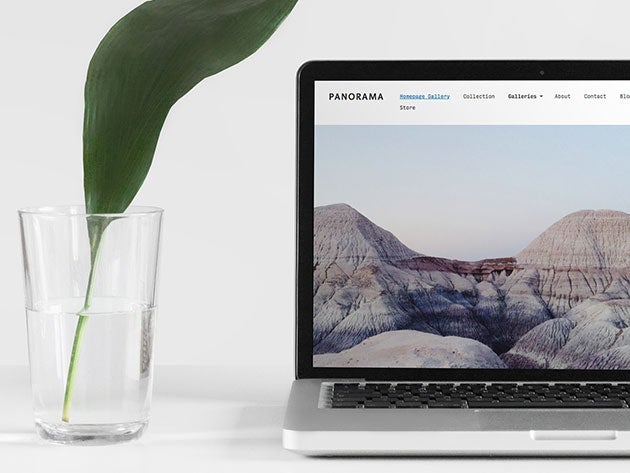 This platform makes building modern creative portfolios simple