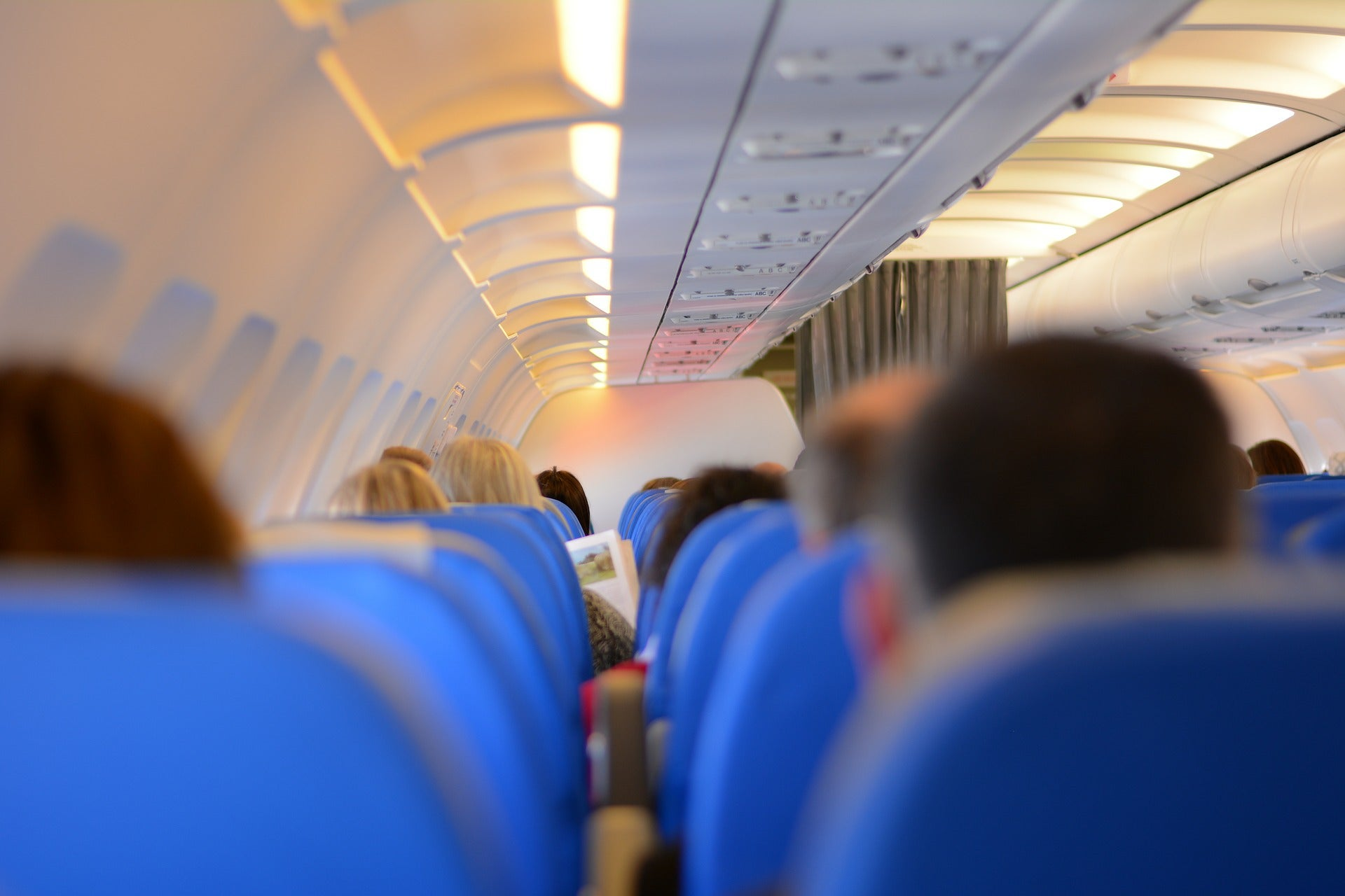 Planes might not be disgusting germ factories after all