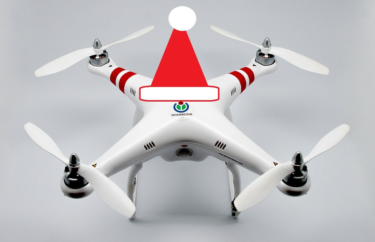 Drones For The Holidays