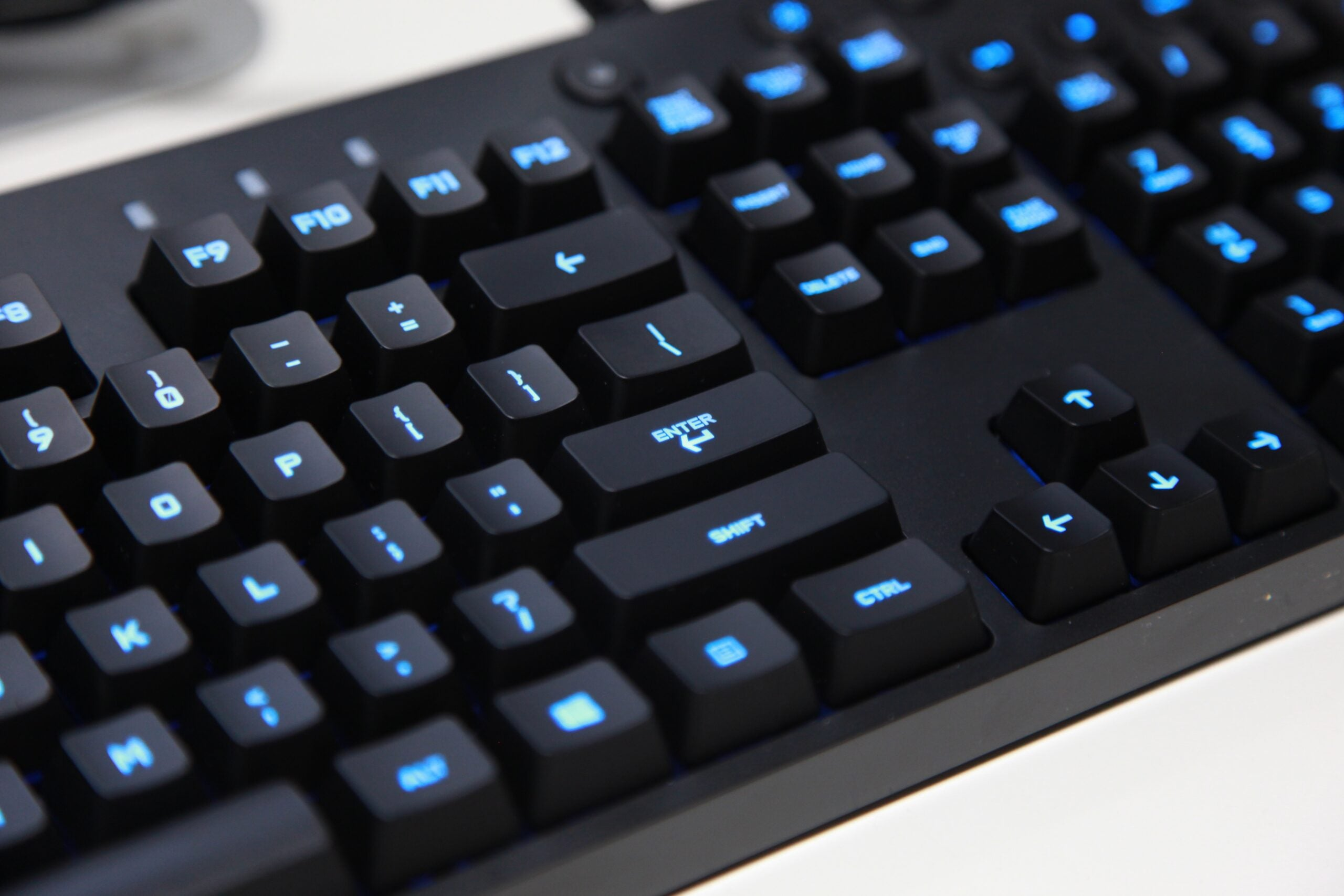 Logitech's G810 Keyboard Is The Gaming Keyboard You'll Want To Bring To Work