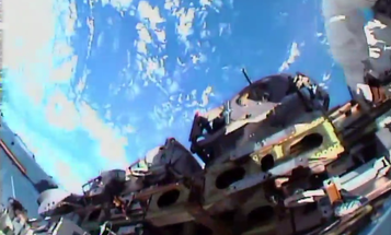 Watch Live: Astronauts Install The Space Station's New Private Parking Spot