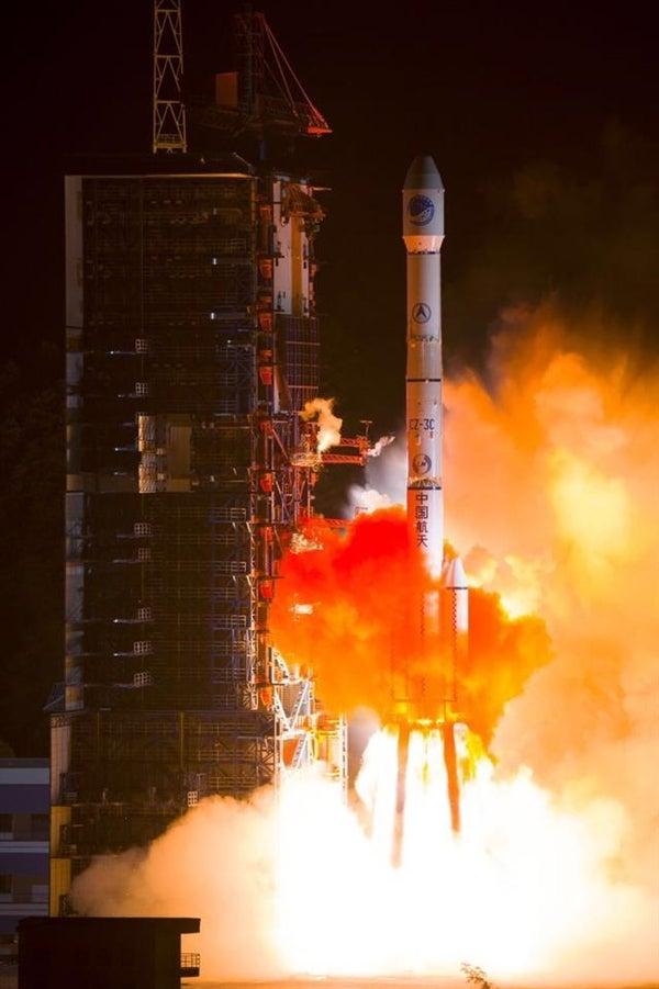 Beidou Launch Long March 3