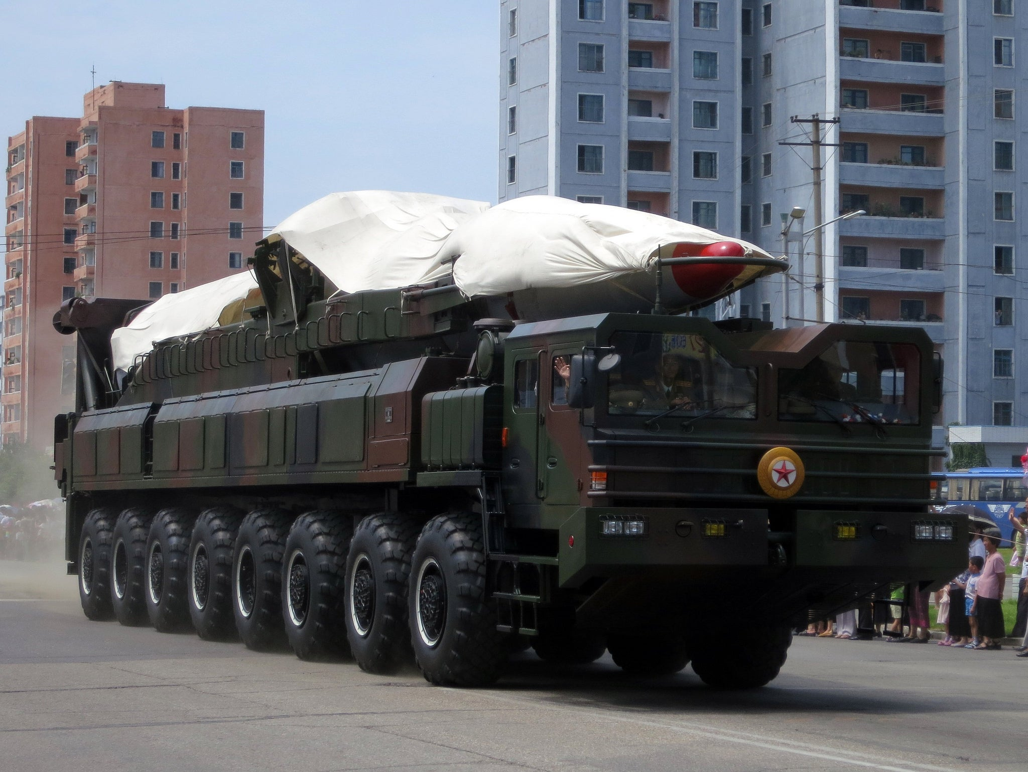 North Korea Could Be 5 Years Away From Making A Nuclear Missile