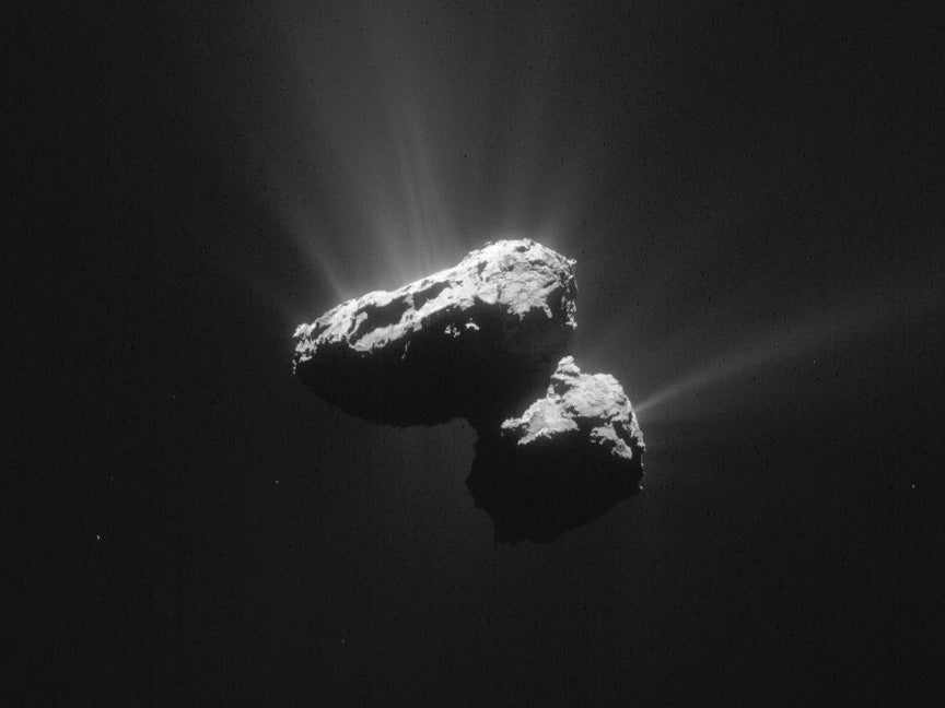 4 Things We Learned About Comets From The Busted Philae Lander