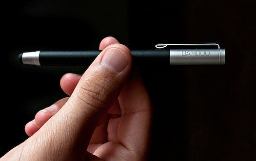 Wacom Bamboo Stylus Review: Turning the iPad Into a SketchPad