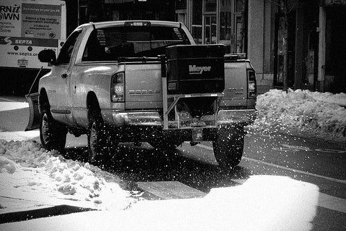 The Environmental Cost of Salting Roads