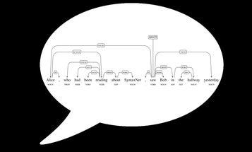 Meet Google's Secret Weapon For Understanding Language: 'Parsey McParseface'