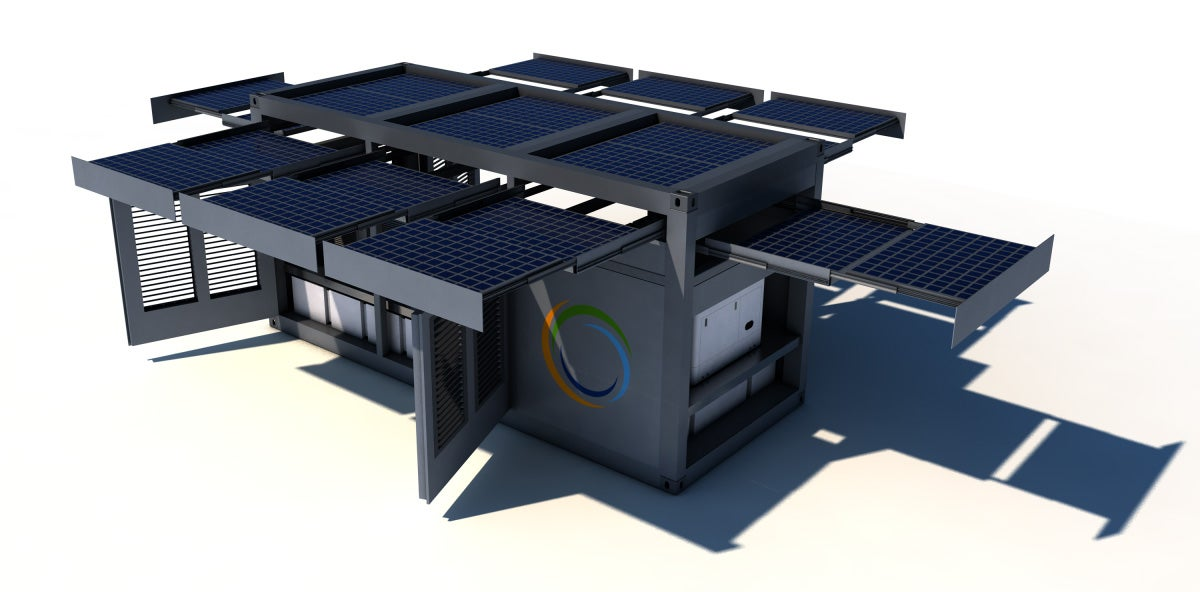 Ecosphere PowerCube