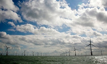 World's Largest Offshore Wind Farm Opens Today in Britain