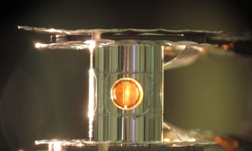 How To Prove That Light Can Be Converted Into Matter