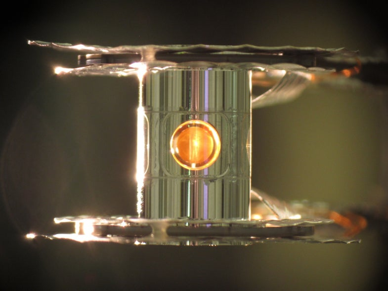 National Ignition Facility Announces Record Amount Of Fusion Energy