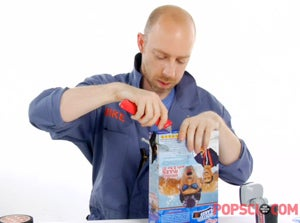 PopSci.com 5-Minute Project Video: Cereal Box Spectrometer