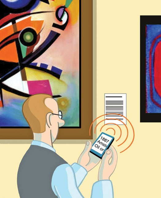 How NFC Radios Will Help the Visually Impaired to See