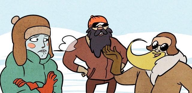 Beard Science: An Anecdote