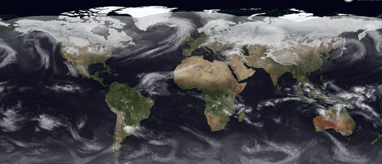 Watch All Of 2015's Wild Weather In Eight Minutes