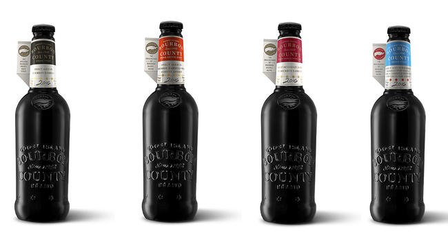 Bourbon County beer is back with a new pasteurization process