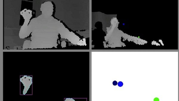 Video: Virtual Theremin for Microsoft Kinect Is Even Less Tactile Than Real Theremin