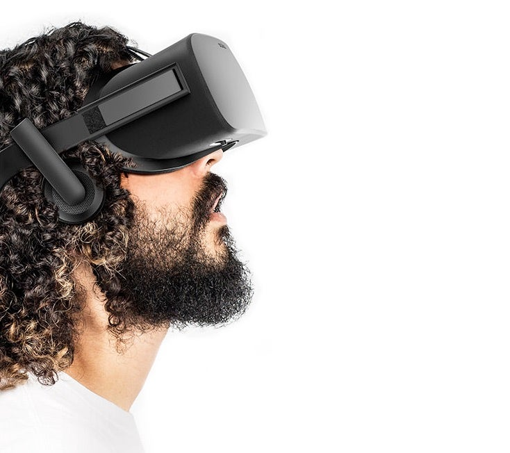 The Oculus Rift VR Headset Is Now Shipping