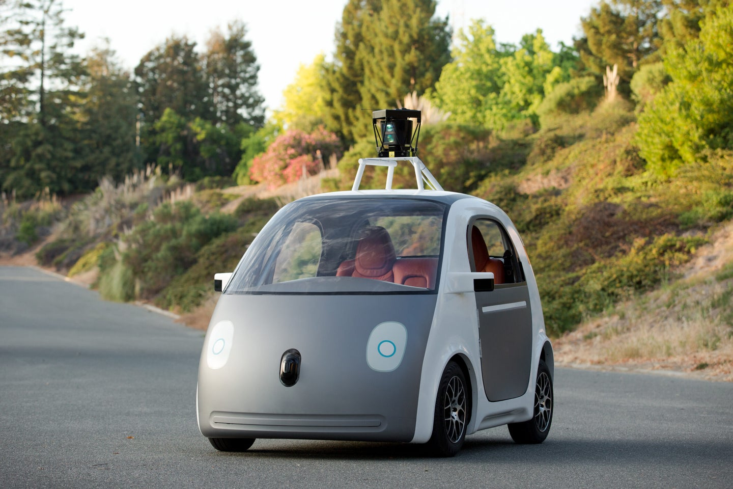 A World Without Steering Wheels is Google's Best Idea Yet