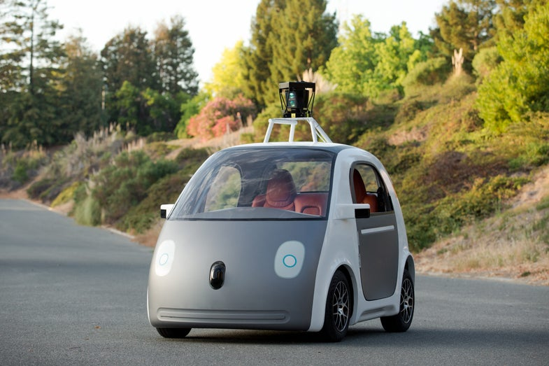 Driverless Car Race From Paris To Beijing 'Would Be Close To Impossible'