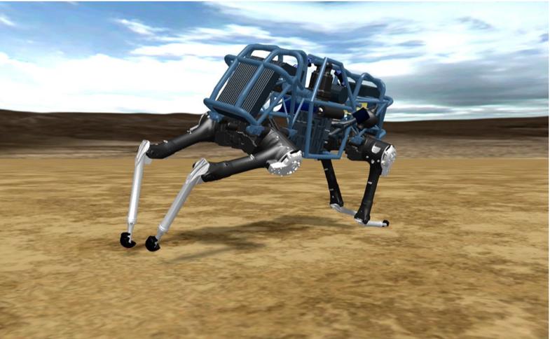 Video: Cheetah Robot Sets a New Land Speed Record