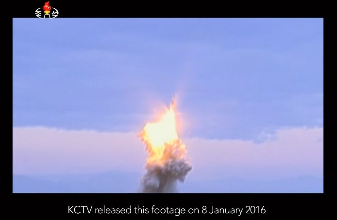 North Korean Missile Test Less Successful Than It Appears