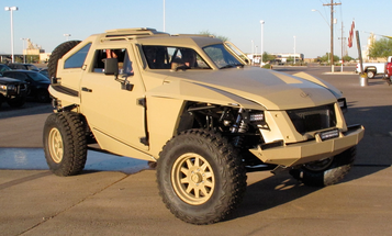 How The First Crowdsourced Military Vehicle Can Remake the Future of Defense Manufacturing