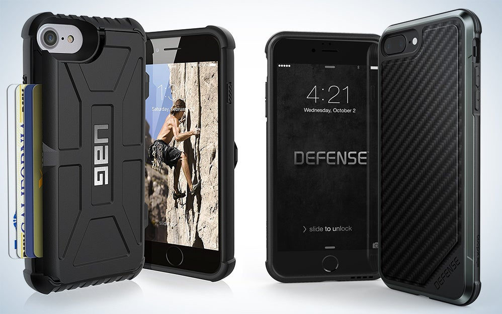 Rugged smartphone cases