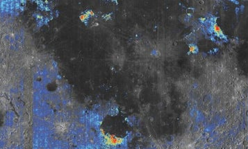 The moon might be hiding more water than we thought