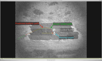 Watch DARPA's 'Magic' Bullet Swerve To Correct Its Course