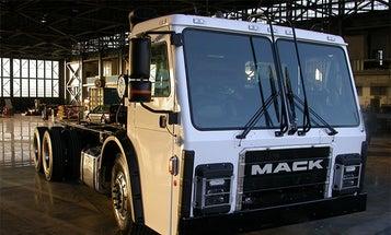 Tesla Co-Founder Creates Self-Charging Garbage Truck