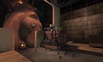 Explore Scenes From Studio Ghibli Anime Films In Virtual Reality