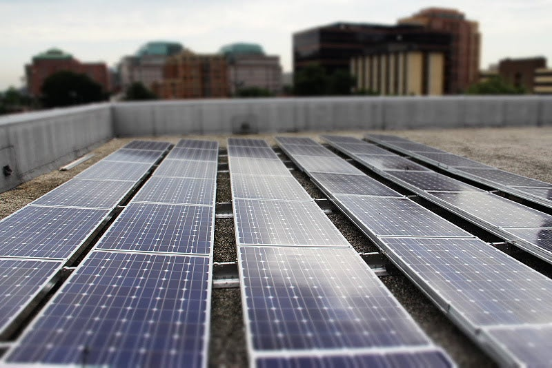 Rooftop Solar Panels Could Power Nearly 40 Percent Of The U.S.