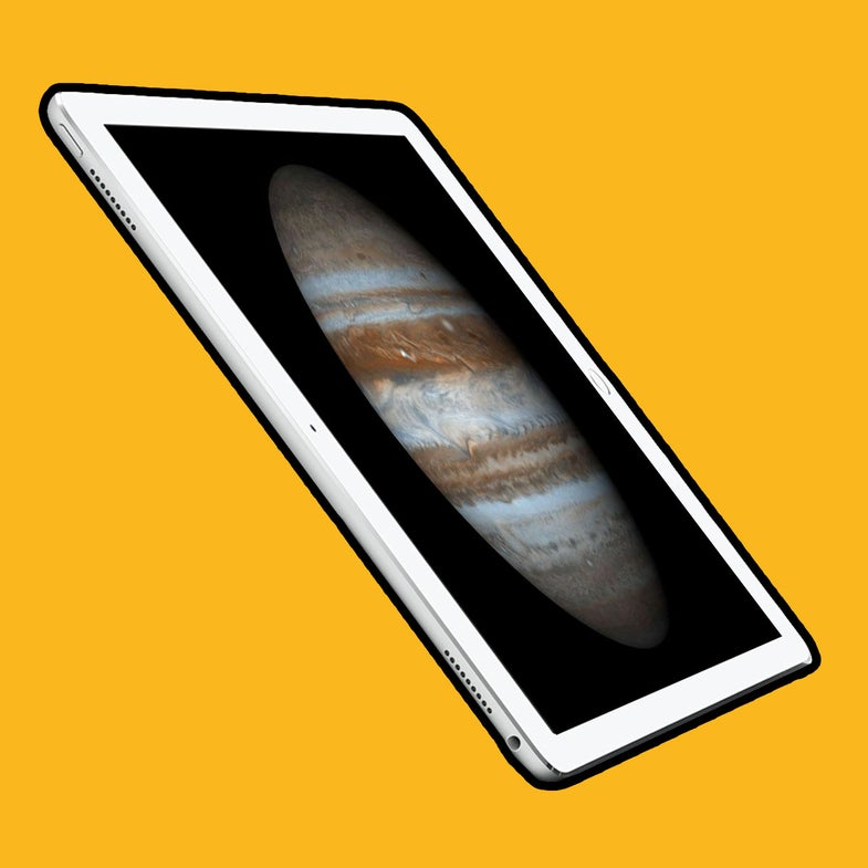 Jupiter – iPad Pro