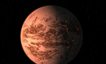 """The First """"Potentially Habitable"""" Exoplanet Was Probably Just a Sunspot"""