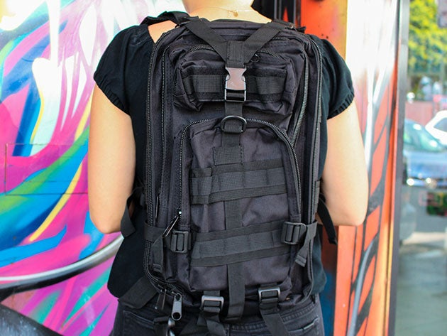 Something Tactical Military Style Backpacks