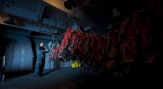 The Navy Sees A Bright Military Future In 3-D Printing