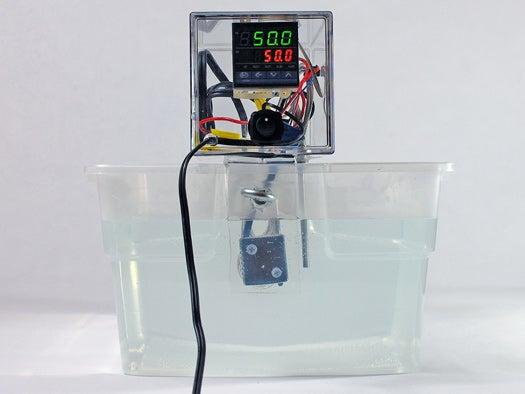 A Nice DIY Sous Vide Setup, For Advanced Tinkerers
