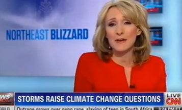 CNN Anchor Wonders To Bill Nye: Is A Near-Earth Asteroid The Effect Of Global Warming?