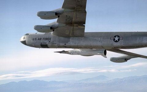 scramjet-powered X-43A